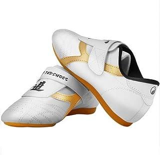 Suzakoo Taekwondo Shoe Tai Chi Shoes Martial Art Training Kung Fu Footwear for Adult and Kids