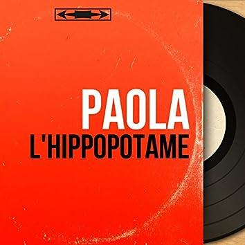 L'hippopotame (feat. Alain Goraguer et son orchestre) [Mono Version]