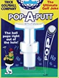 Eject-A-Putt - Hilarious Golf Gag! by The Trick Golf Ball Co