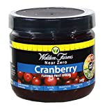 Walden Farms Sauce & Fruit Spread Cranberry - 12 oz
