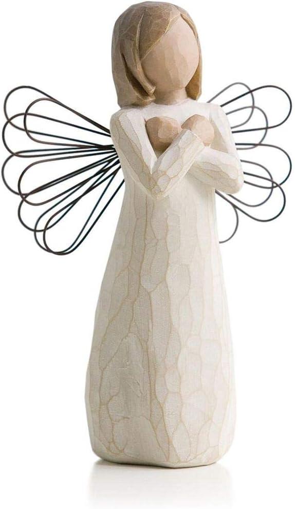Ashrasha 40% OFF Cheap Sale Sign For Figurine Love Angel New product type