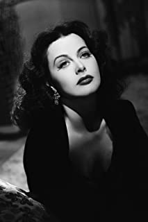 Berkin Arts Hedy Lamarr Photography Giclee High Glossy Photo Paper Print Poster(12)