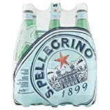 San Pellegrino Agua con Gas, 6 x 1L