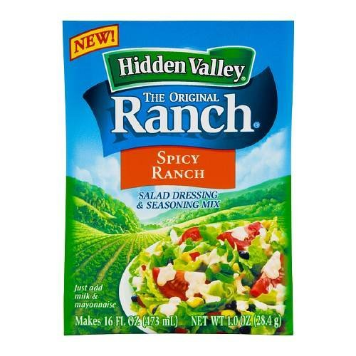 Spicy Ranch Mix