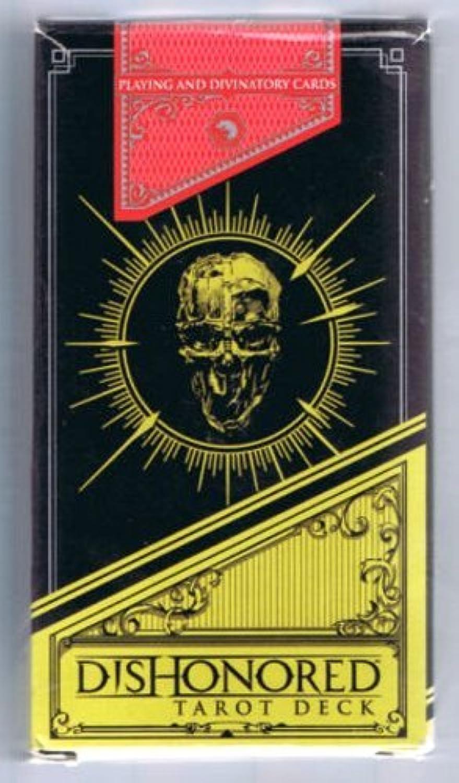 DishonGoldt Tarot Deck (Game of Nancy) Bethesda by Bethesda