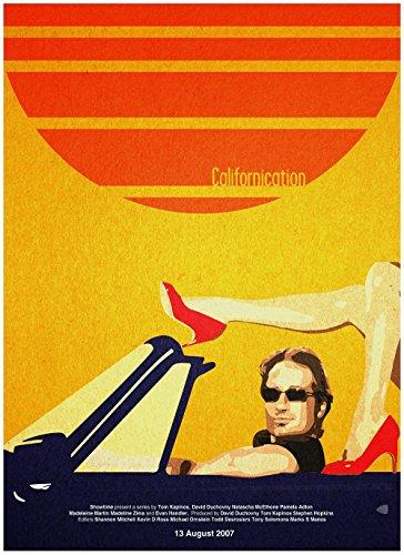 Californication Poster / Kunstdruck, Professionell bedruckt mit einem Fuji Crystal Archive Lustre Finish., 12