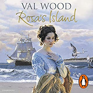 Rosa's Island                   By:                                                                                                                                 Val Wood                               Narrated by:                                                                                                                                 Anne Dover                      Length: 11 hrs and 43 mins     2 ratings     Overall 4.0