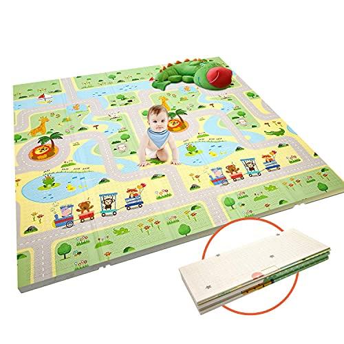 Krabbelmatte Baby Spielmatte Extra...