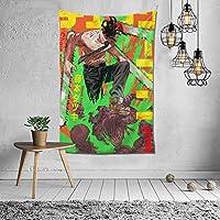 チェンソーマン タペストリー ポスター かわいい 壁飾り 多機能壁掛け 装飾布 おしゃれ 個性ギフト寝室 新築祝い 結婚祝い プレゼント 壁掛け 約(152cm*102cm)
