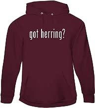 got Herring? - Men's Pullover Hoodie Sweatshirt