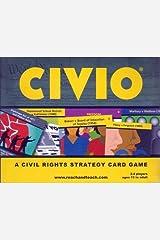 CIVIO: A Civil Rights Strategy Card Game (Reach and Teach) Card Book