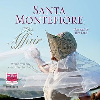 The Affair audiobook cover art