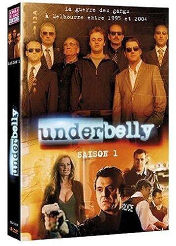 Bajos fondos / Underbelly - (Complete Season 1) - 4-DVD Set [ Origen Francés, Ningun Idioma Espanol ]