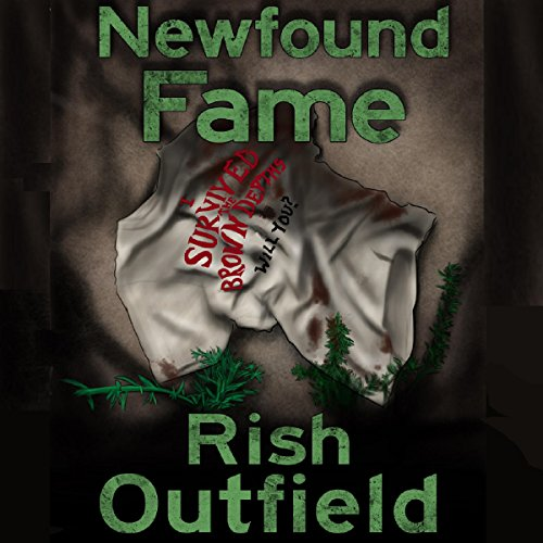 Newfound Fame audiobook cover art