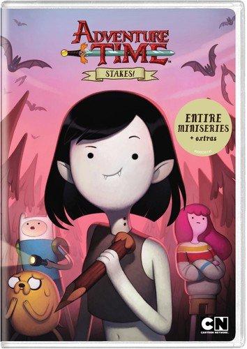 Cartoon Network: Adventure Time – Stakes! Miniseries (V11) (DVD)