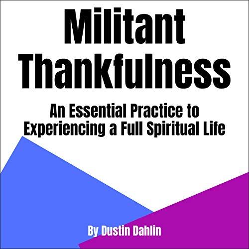 Militant Thankfulness cover art
