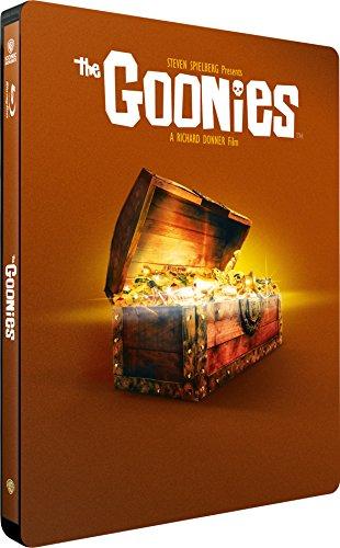 Die Goonies Iconic Moments Steelbook (exklusiv bei Amazon.de) [Blu-ray]
