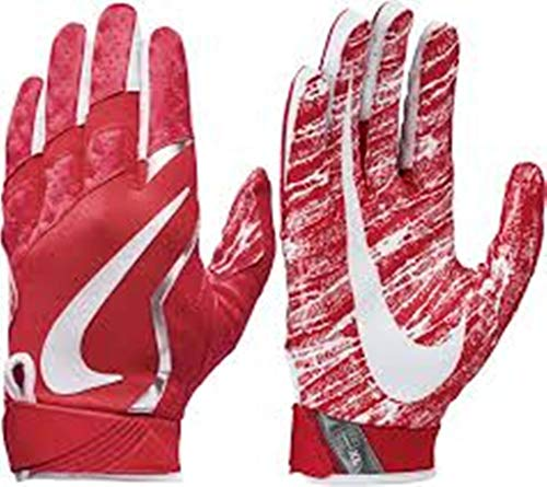 Nike Youth Vapor Jet Football Glove Red Small