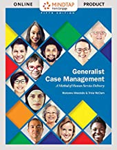 MindTap Counseling, 1 term (6 months) Printed Access Card for Woodside/McClam's Generalist Case Management: A Method of Hu...