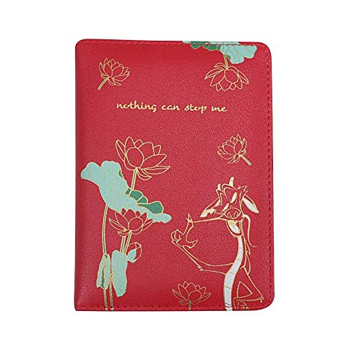 Disney Mulan Mushu Notizblock, A6, PU-Einband
