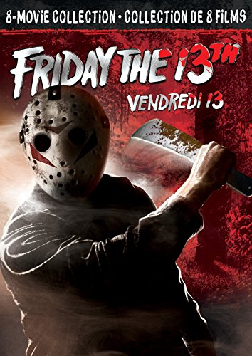 Friday the 13th – 8 Movie Collection