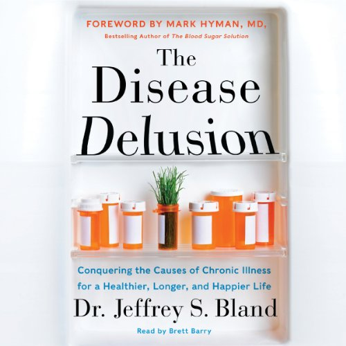 Couverture de The Disease Delusion