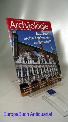 Archäologie in Deutschland : 2-2013 Aril-Mai