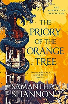 The Priory of the Orange Tree: THE NUMBER ONE BESTSELLER pdf epub
