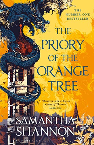 The Priory of the Orange Tree: THE NUMBER ONE BESTSELLER (English ...
