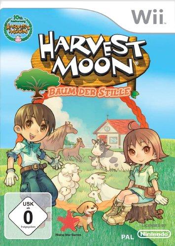 Harvest Moon: Baum der Stille