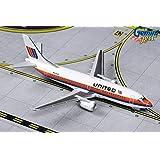 Gemini Jets 1/400 ユナイテッド航空 B737-700W N230WN