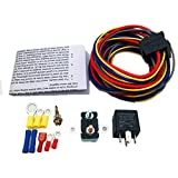 ALLMOST 40205G Electric Fuel Pump Harness and Relay Wiring Kit NEW