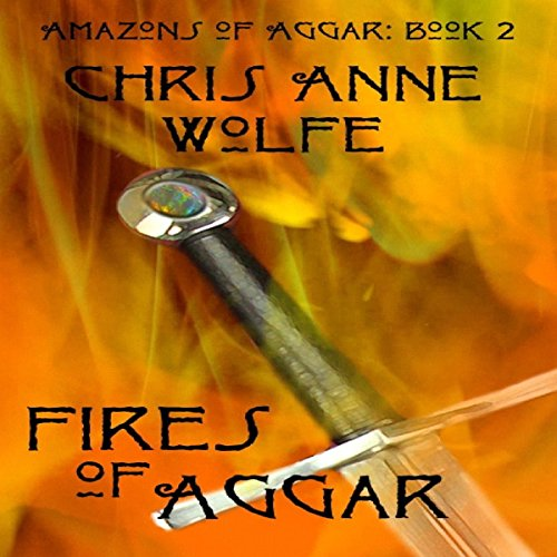 Fires of Aggar cover art