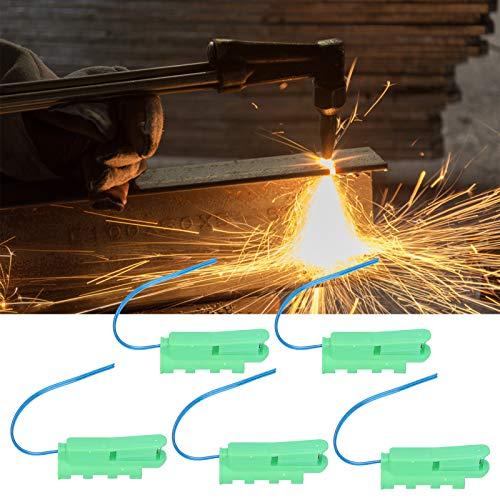 Micro Welder, Magic Shell Welder Tig Anti-oxidación Cortador de cáscara de huevo de forma integral para cortador de plasma Antorcha para antorcha de soldadura TIG para pistola de soldadura