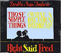 Those simple things/Daydream [Single-CD]