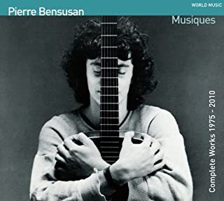 Musiques by Pierre Bensusan (2012-08-07)