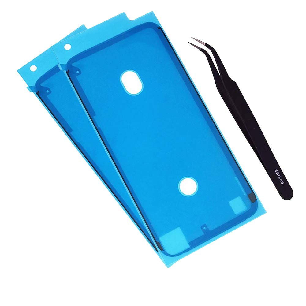 Display Frame Adhesive LCD Black Gasket Water Adhesive Film For iPhone 7G