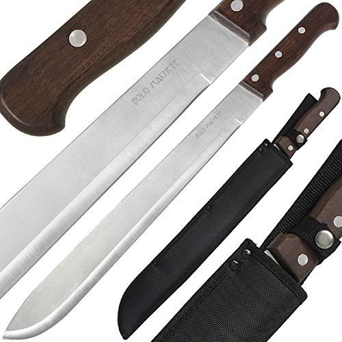 G8DS® Machete Hunting Buschmesser Axt Beil inkl. Scheide