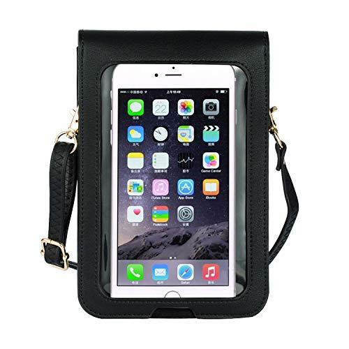 Heaye Phone Purse Crossbody Bag with Touch Screen Windows as Seen on TV Cute