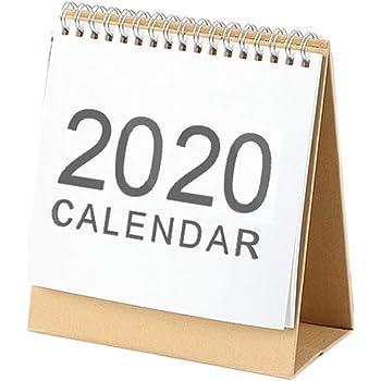 LUERMEカレンダー 2020 卓上 B6 (使用サイズ 151x165mm)