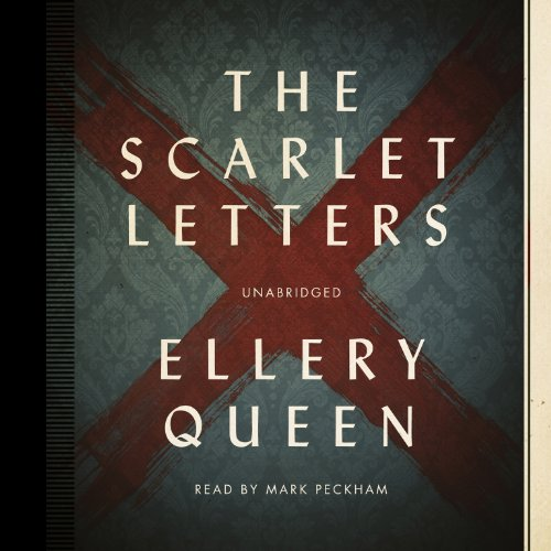 The Scarlet Letters audiobook cover art
