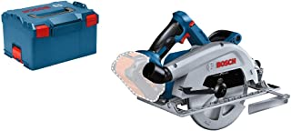 Bosch Professional BITURBO Cordless Circular Saw GKS 18V-68 C (Without Rechargeable Batteries and Charger, incl. 1x Saw Bl...