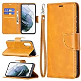 nancencen Coque Compatible avec Nokia 6.1, Premium en Cuir PU Flip Étui Housse, avec Fente pour...