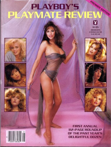 Playboy's Playmate Review Premier Edition 1985