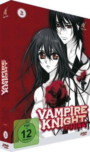 Vampire Knight: Guilty - Staffel 2 - Vol.2 - [DVD]