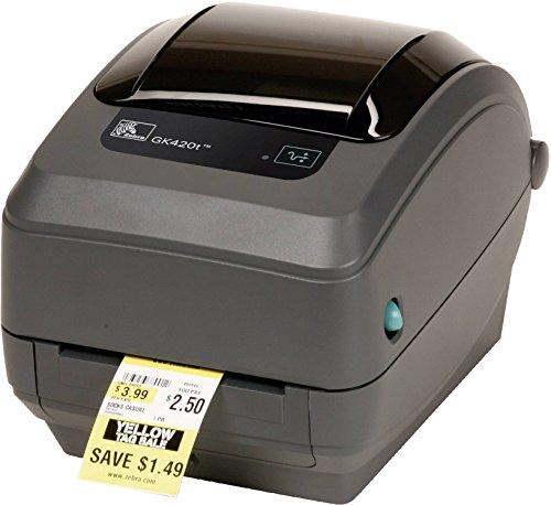 Zebra GK42–102520–000TT stampante GK420T, 203dpi