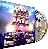 Mr Entertainer Big Karaoke Hits of 2018 - Double CD+G (CDG) Pack. 40 Top Chart Songs