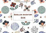 Reseller Inventory Book: Small Business and Online Clothing on poshmark, Product Listing notebook mercari, ebay about stock management (Product list and Inventory log)