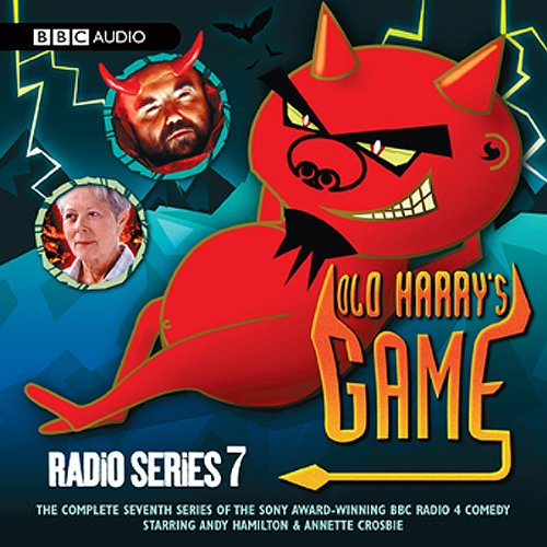 Old Harry's Game, Series 7 cover art