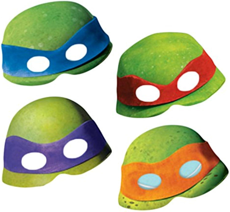 Amscan Teenage Mutant Ninja Turtles Party Hats, Masks Supplies (48), Multicolor, 1,440 Pieces